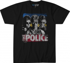 The Police Greatest Hits - Liquid Blue