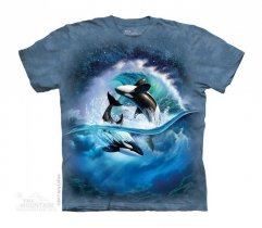 Orca Wave - The Mountain - Junior