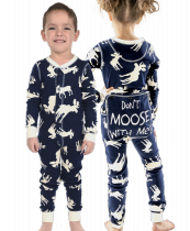 Classic Moose Blue Flapjack Junior – LazyOne