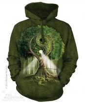 Yin Yang Tree - Mikina The Mountain