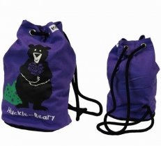 Huckle-Beary Tote Bag  - worek - LazyOne