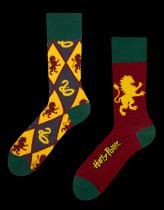 Harry Potter - Gryffindor vs Slytherin - Skarpety Good Mood