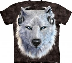 White Wolf DJ Black  - The Mountain