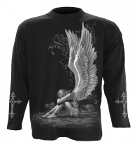 Enslaved Angel - Longsleeve Spiral