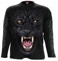 Tribal Panther - Longsleeve Spiral