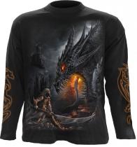 Dragon Slayer - Longsleeve Spiral