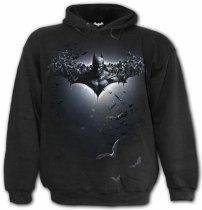 Joker Arkham Origins - Bluza Spiral