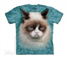 Grumpy Cat - Kot - The Mountain - Junior