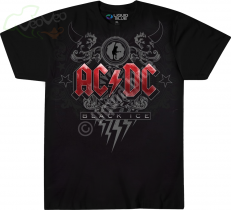 ACDC Black Ice - Liquid Blue