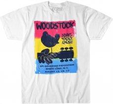 Woodstock White Like - Liquid Blue