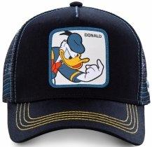 Donald Black Disney - Czapka z daszkiem Capslab