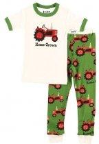 Home Grown Tractor - Piżama Dziecięca LazyOne