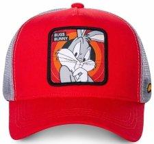 Bugs Bunny Red Looney Tunes - Czapka z daszkiem Capslab
