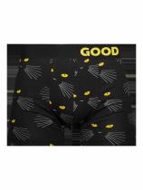 Kocie Oczy - Bokserki Męskie - Good Mood
