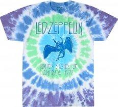 Led Zeppelin Ramble On - Liquid Blue