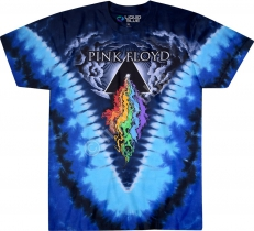 Pink Floyd Prism River - Liquid Blue
