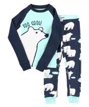 Too Cool! - Piżama Dziecięca Długi rękaw - LazyOne