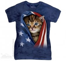 Patriotic Kitten - The Mountain Damska