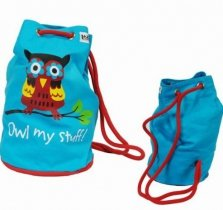 Owl My Stuff Tote Bag - Worek - LazyOne