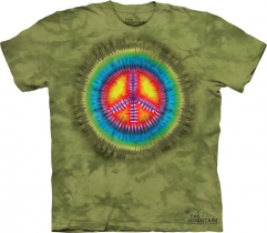 Tie Dye Peace - The Mountain