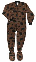 Timberland Bear Footie - Piżama Śpiochy - LazyOne