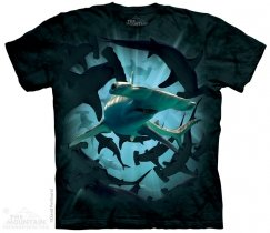 Hammerhead Swirl - T-shirt The Mountain
