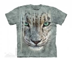 Icicle Snow Leopard - The Mountain - Junior