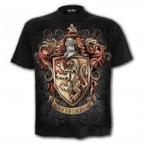 Harry Potter - Gryffindor Crest - Spiral