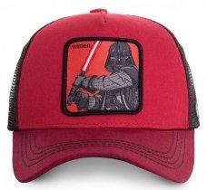 Vader Red Star Wars - Czapka z daszkiem Capslab