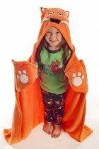 Fox Critter - kocyk lisek - LazyOne