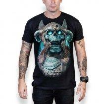Viking Ragnarok Skull - Cool Skullz