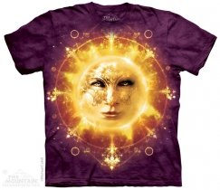 Sun Face - T-shirt The Mountain