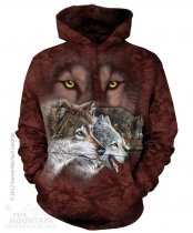 Find 9 Wolves - Bluza The Mountain