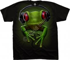 Frog Rock - Liquid Blue