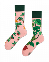 Plant Lover - Skarpety - Many Mornings
