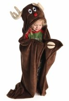 Reindeer Critter - kocyk renifer - LazyOne
