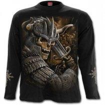 Viking Warrior - Longsleeve Spiral