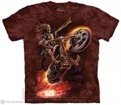 Hell Rider T-Shirt - The Mountain