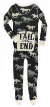 Tail End Horse Flapjack - Dziecięca Piżama Pajac - LazyOne