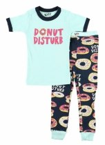 Donut Disturb - Piżama Dziecięca LazyOne