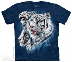 Find 9 White Tigers - The Mountain
