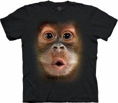 Baby Orangutan Black - The Mountain Base