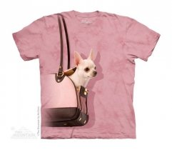 Handbag Chihuahua - The Mountain - Junior