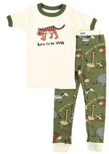 Born to be Wild - dětská pyžama LazyOne