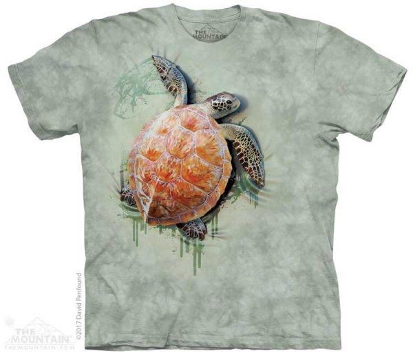 Sea Turtle Climb - The Mountain