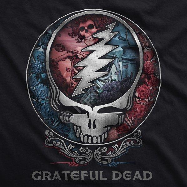 Gratefull Dead Bertha SYF - Liquid Blue