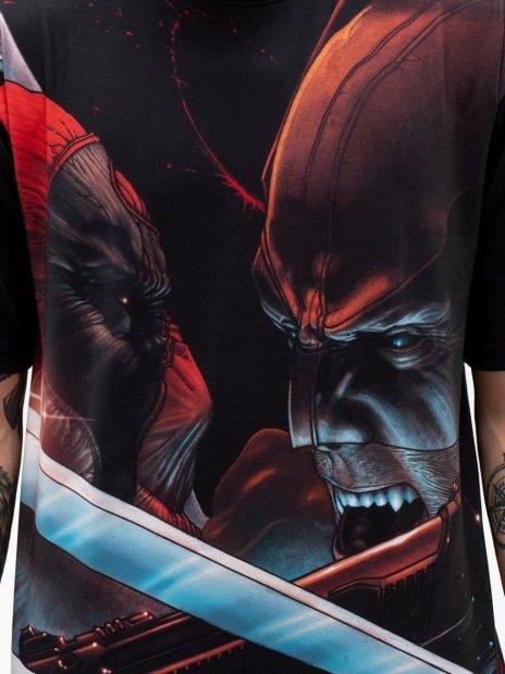 Wolverine VS Deadpool - Marvel