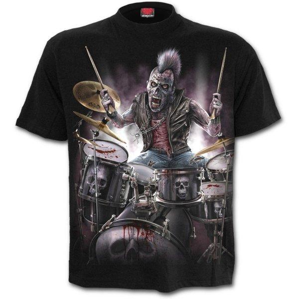 Zombie Backbeat - Spiral