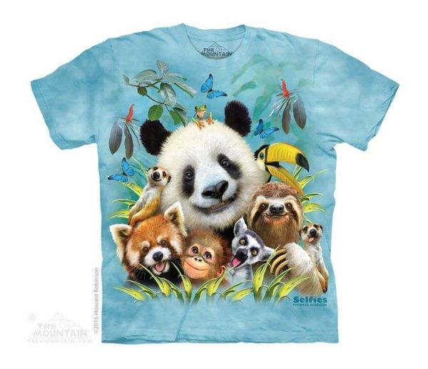Zoo Selfie -Junior The Mountain