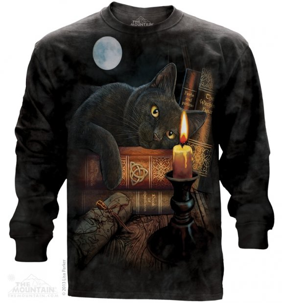 The Witching Hour - Long Sleeve The Mountain